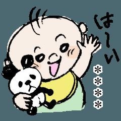 日々赤ちゃん(カスタム)