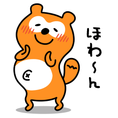 ポンタのきもち(オノマトペ)