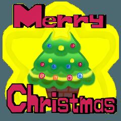 2019 メリークリスマス