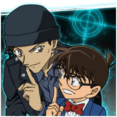 [LINEスタンプ] 名探偵コナン Bigスタンプ (1)