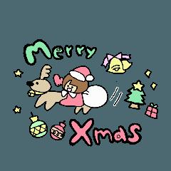 つぐみライダーの日常Vol.3  クリスマス版